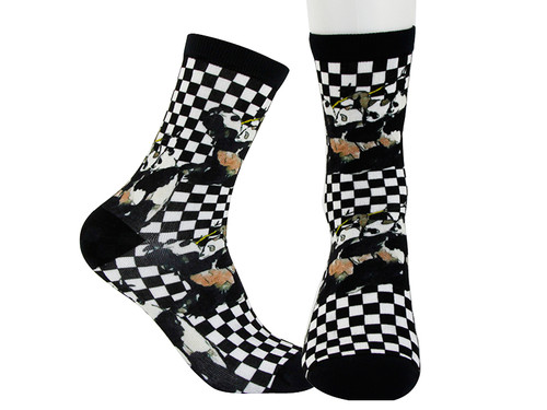 Digital Printed socks, Panda Series