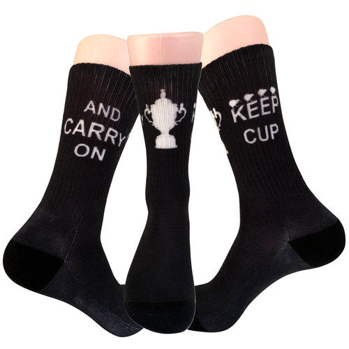 Rugby Fan Socks