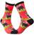 Digital printed socks for dog lovers