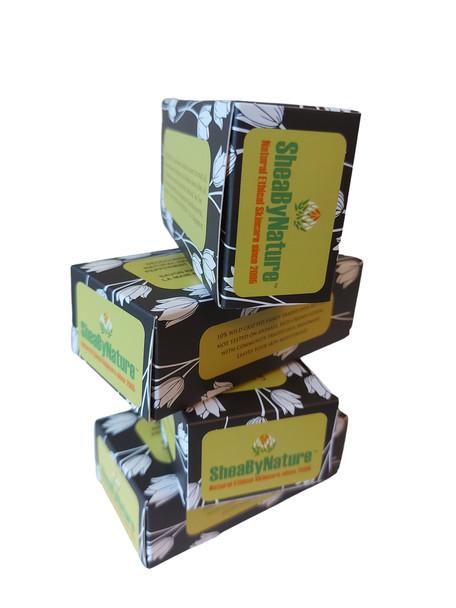 Sheabynature charcoal soap