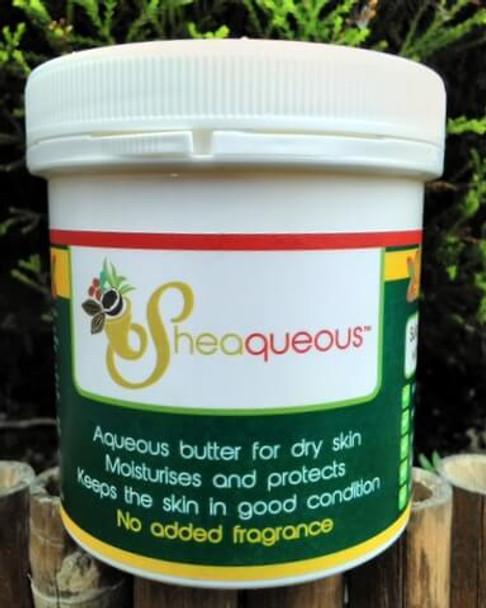 natural aqueous cream