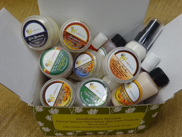 Sheabynature monthly beauty box