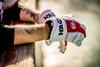 H-3 Player Glove (Red/White)