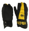 H-3 Player Glove (Black/Yellow)