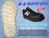 H-5 PRO BROOMBALL PLAYER SHOES