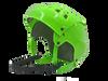 Senior Ball Hockey Helmet (GREEN)