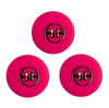 Case Pack x100 Classic Pink/Cool Weather Balls *Bulk Discount