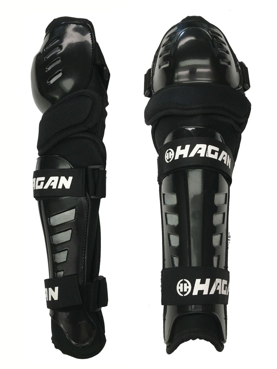 H 5 Hagan Hockey Shin Pads