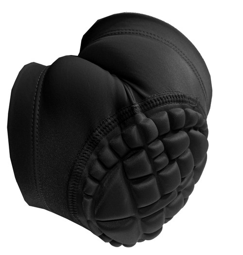 H-1 Elbow Pads Set x2 (BLACK)