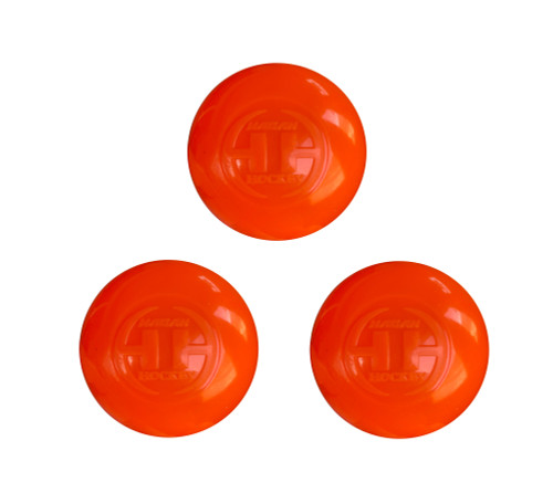 H-1 PRO Hockey Balls (Warm Weather) x3