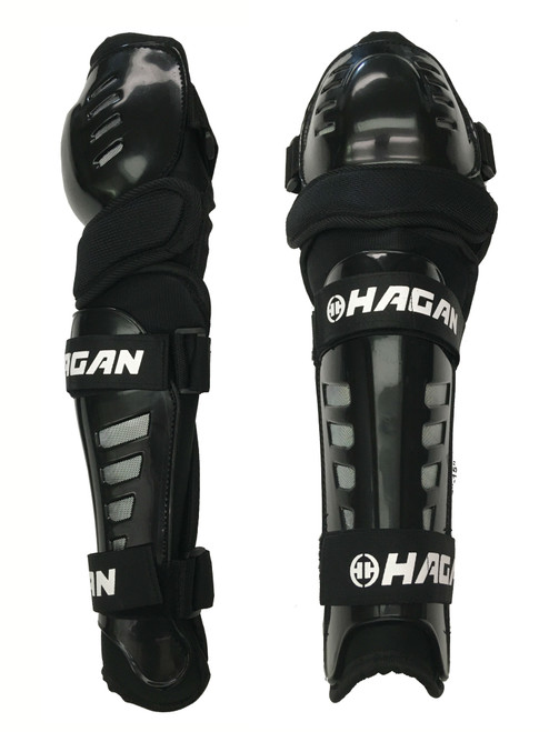 H-5 Shin Guards (BLACK)