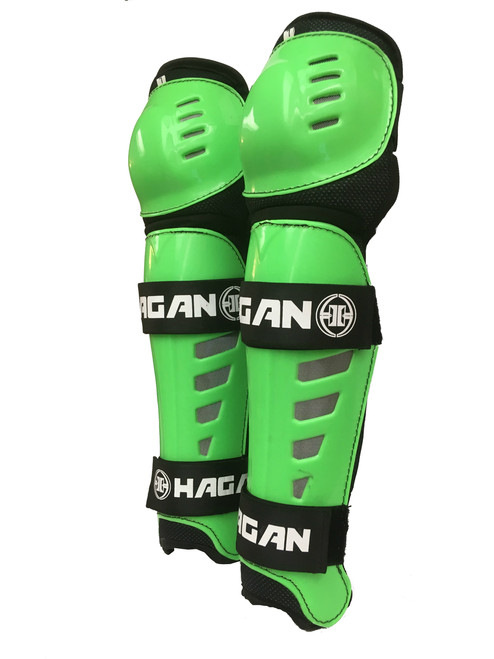 H-5 Shin Guards (Green)
