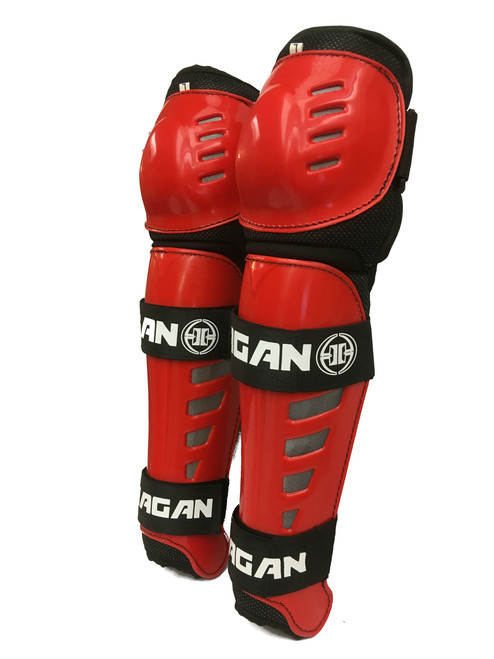 H-5 Shin Guards (RED)