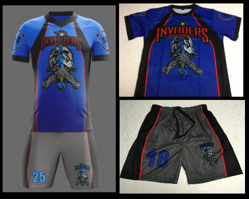 South Hills Invaders/Team Order Tops & Bottoms