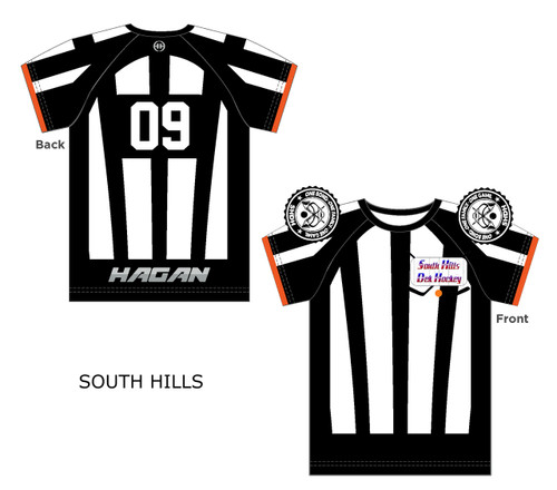 Referee Tops (South Hills)