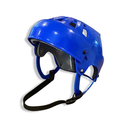 Senior Ball Hockey Helmet (BLUE)