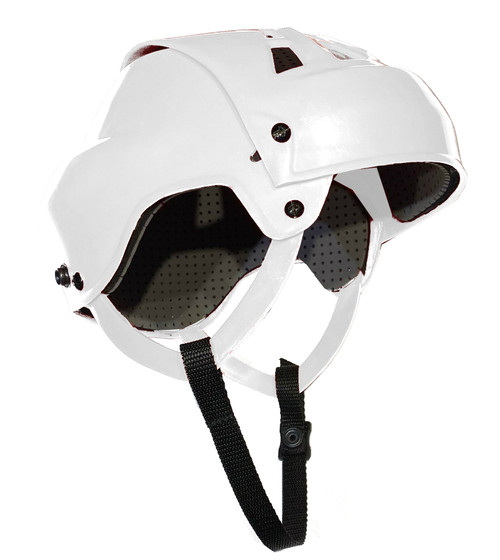 Senior Ball Hockey Helmet (WHITE)