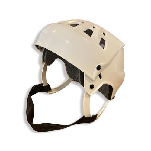 Senior Ball Hockey Helmet (WHITE)