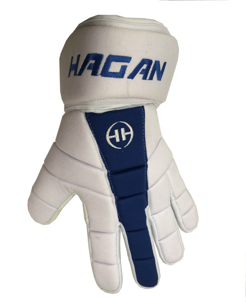 H-3 Player Glove (White/Blue)