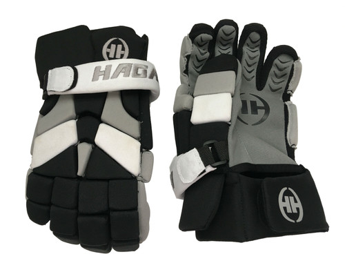 H-9 PRO Player Glove (GREY/BLACK)