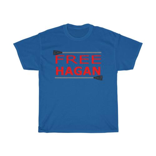 FREE HAGAN BROOMBALL T-SHIRT