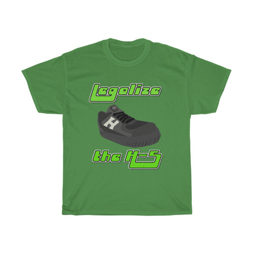 LEGALIZE THE H-5 HAGAN BROOMBALL T-SHIRT