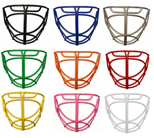 MX-10 Cat Eye Goalie Cage Non-Certified