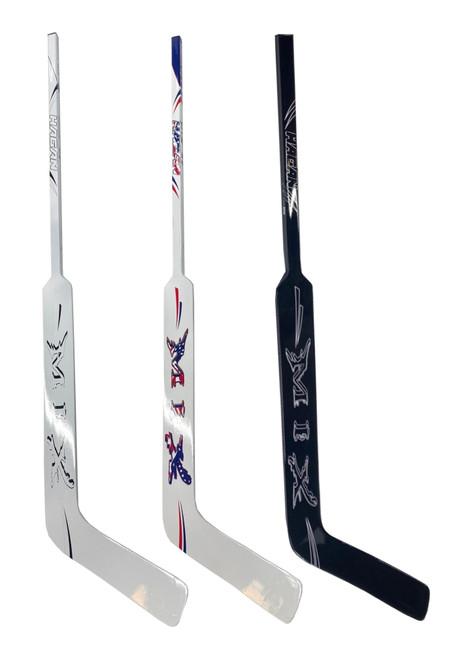 MX-10 Goalie Stick (100% Carbon/18k Carbon)