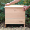 Wooden Bat House - Extra Large 5 Chamber