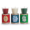 Holiday Aromatherapy Beeswax Candles