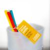 Luumi Silicone Straws 4-Pack