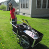 Ultimate Gardener & Utility Cart - 7 Cubic Feet