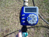 Irrigation regulator with Watering System