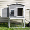 Recycled Plastic Chicken Coop - The Hampton