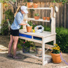 Recycled Plastic Potting Bench