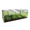 Premium Double-Walled Cold Frame - 5' Long