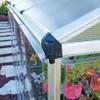 Hybrid Lean-To 4' x 8' Greenhouse
