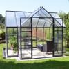 Chalet 12' x 10' Greenhouse
