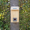 Small Wooden Winter Roost