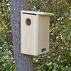 Wooden Squirrel House