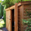 8' x 4' SpaceSaver Storage Shed - Double Doors