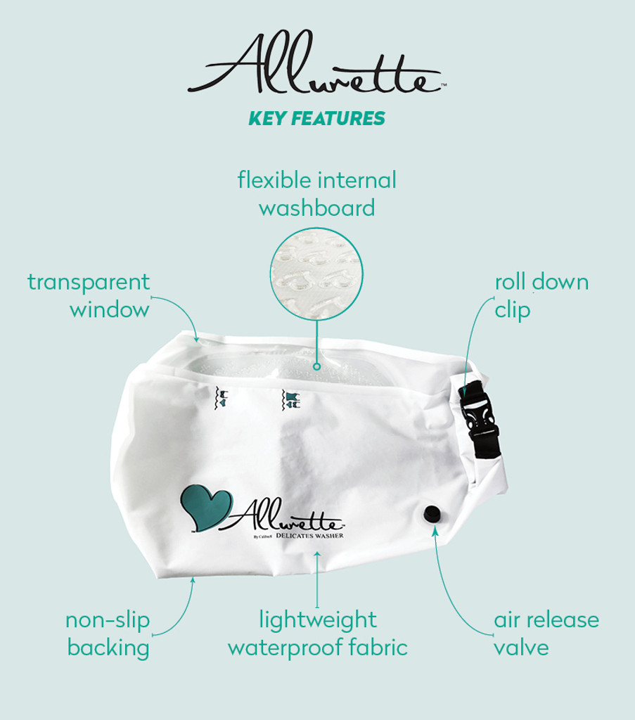 Allurette Washer