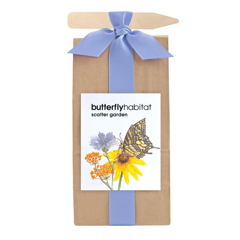 Butterfly Scatter Garden