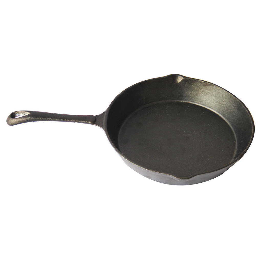Ecozoom Cast Iron Frying Pan