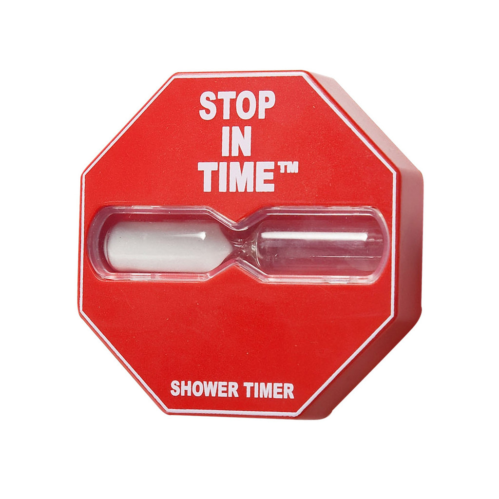 Stop In Time Shower Timer