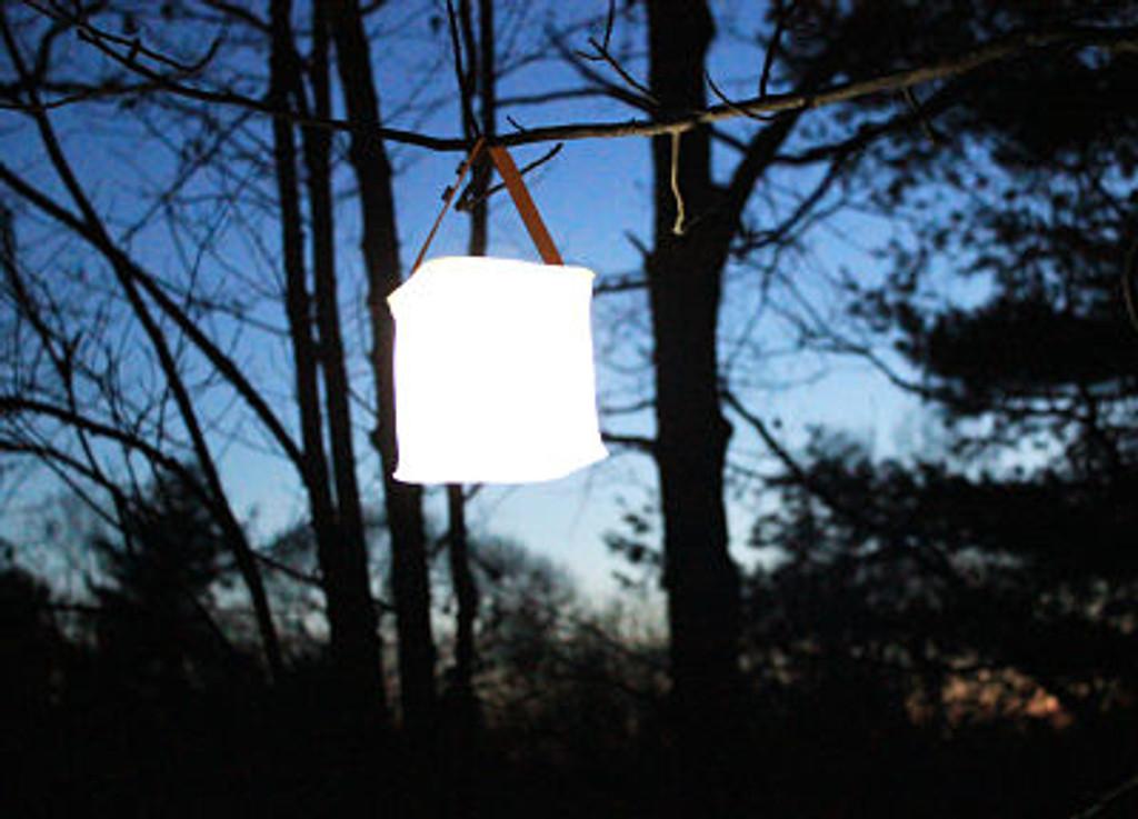 LuminAID PackLite 12 Solar Lantern