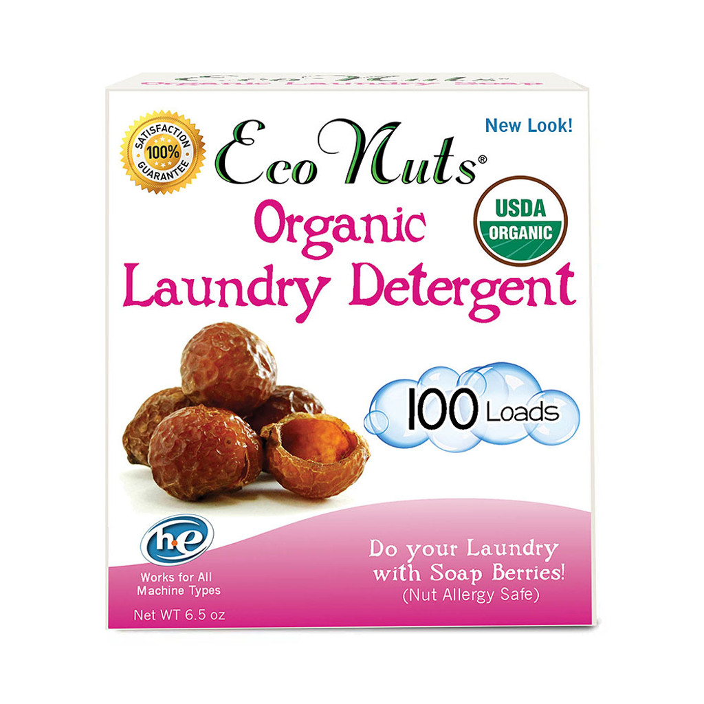 Eco Nuts Soap Nuts - 100 Loads