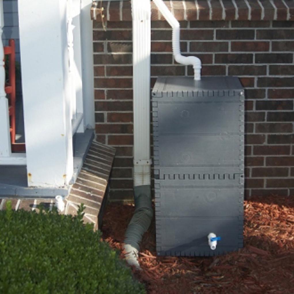 Build-A-Barrel 50 Gallon Rain Barrel Kit