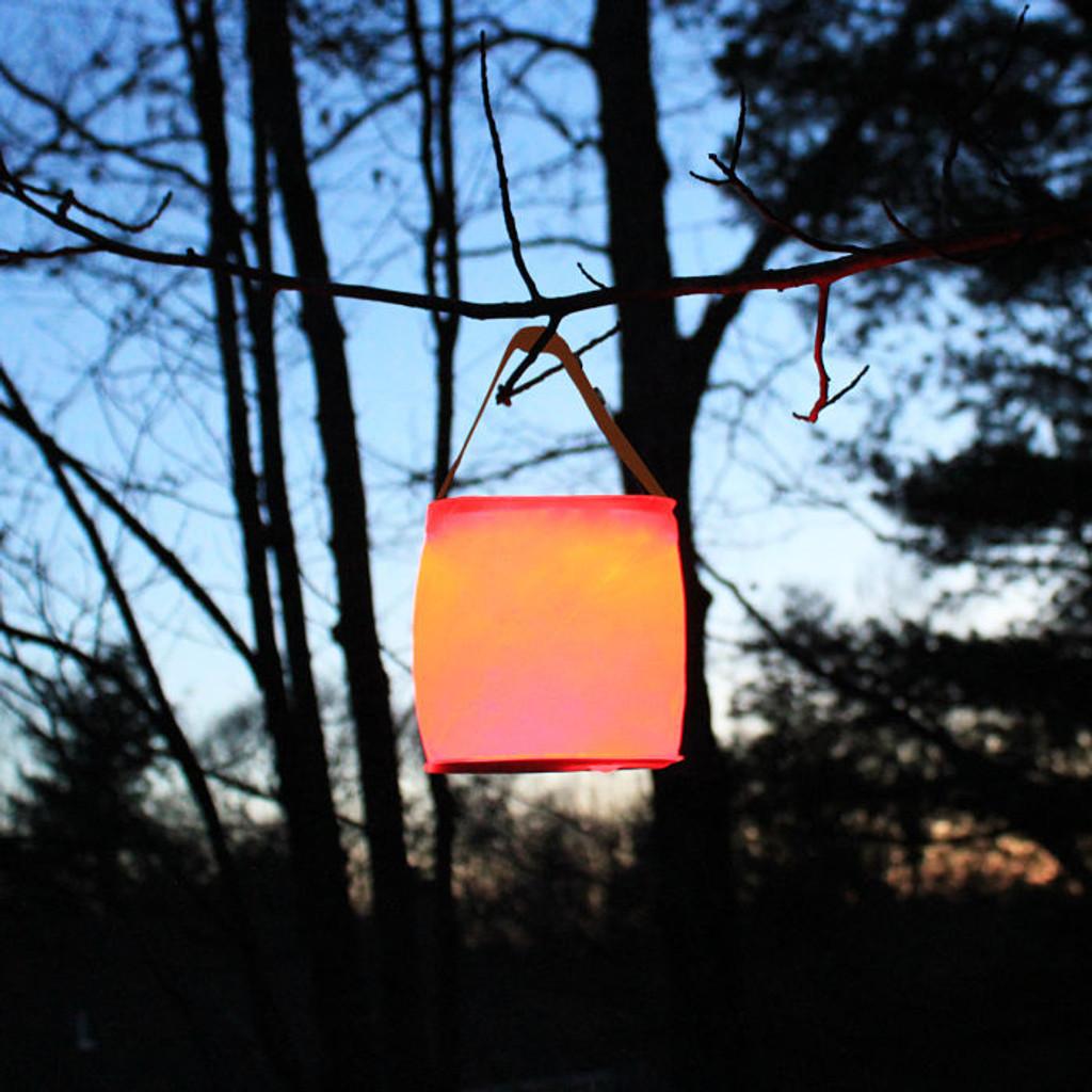 Luminaid Packlite Spectra Solar Lantern