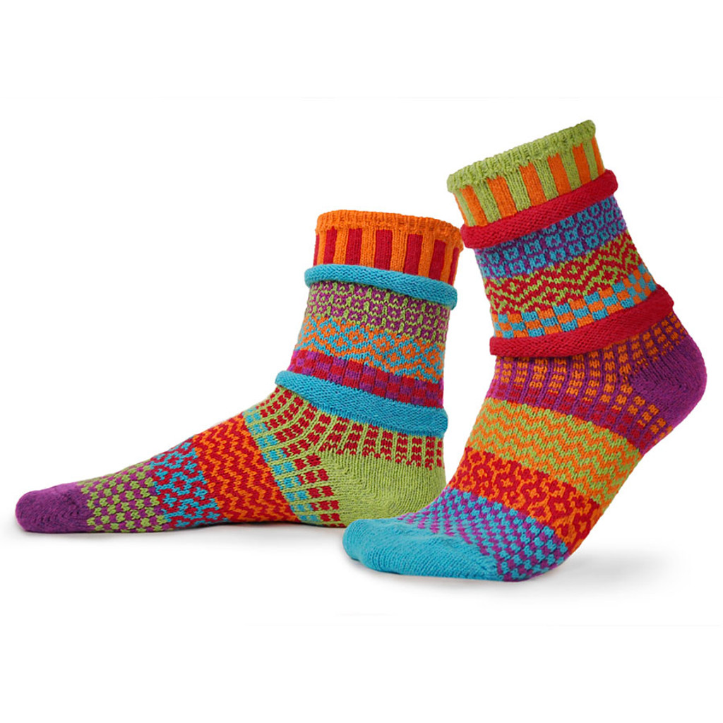 Cosmos Recycled Cotton Socks